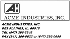 Acme Industries Logo